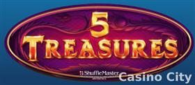 5 Treasures Slot