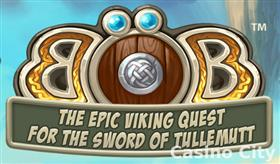 Bob: The Epic Viking Quest for the Sword of Tullemutt Slot