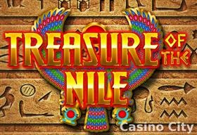 Treasure of the Nile Slot