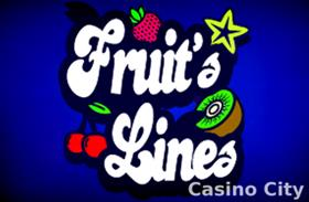 Fruit's Lines Slot
