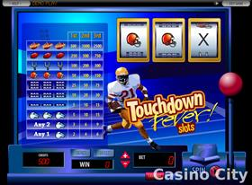 Touchdown Fever Slot