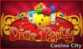 Dice Party Slot