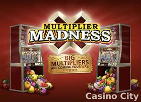 Multiplier Madness Slot