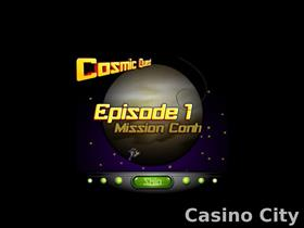 Cosmic Quest 1: Mission Control Slot