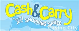 Cash & Carry: Shopping Spree Slot