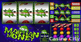 Martian Money Slot