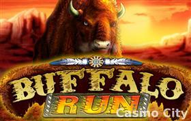 Buffalo Run Online Casino Slot Game