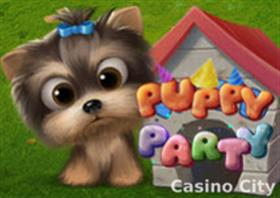 Puppy Party Slot