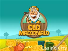 Old MacDonald Slot