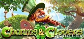 Charms & Clovers Slot