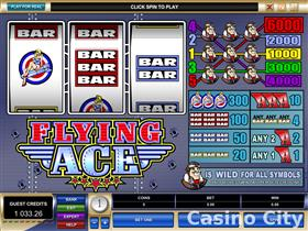 Flying Ace Slot