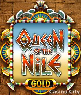 Queen of the Nile Gold Slot