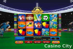 World Cup Soccer Spins Slot