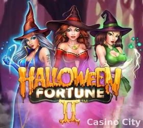 halloween fortune ii slot
