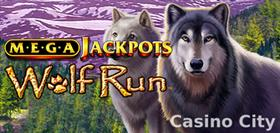 MegaJackpots Wolf Run Slot