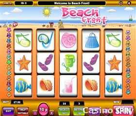 Beach Front Slot