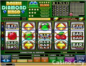Double Diamond Bingo Slot