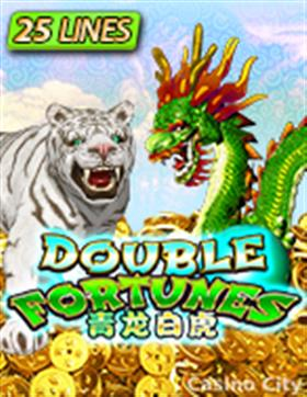 Double Fortunes Slot