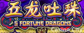 5 Fortune Dragons Slot