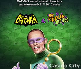 Batman & The Riddler Riches Slot