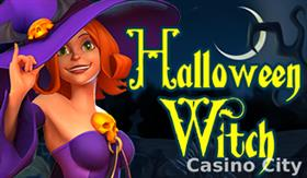 Halloween Witch Slot