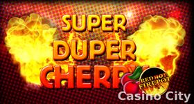 Super Duper Cherry - Red Hot Fire Pot Slot