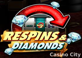 Respins & Diamonds Slot