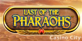Last of the Pharaohs Slot