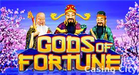 Gods of Fortune Slot