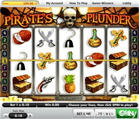 Pirate's Plunder Slot