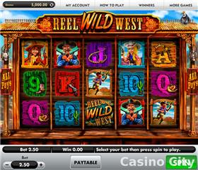 Reel Wild West Slot