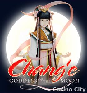 Chang'e Goddess of the Moon  Slot