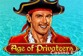 Age of Privateers Slot