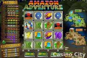 Amazon Adventure Slot