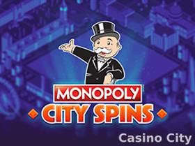 Monopoly City Spins Slot