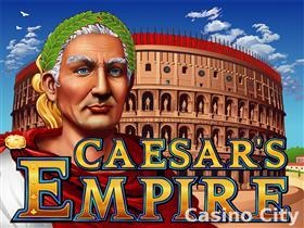 Caesar S Empire Online Casino Slot Game
