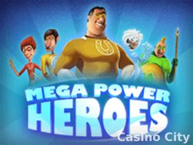Mega Power Heroes Slot