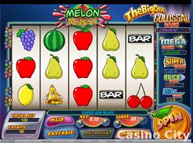 Melon Madness - The Big One! Slot