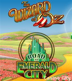 The Wizard of Oz: Road to Emerald City  Slot