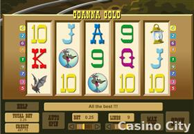 Goanna Gold Slot