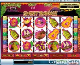 Sweet Hawaii Slot