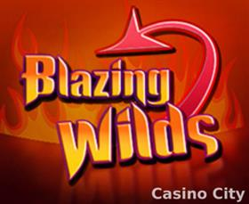 Blazing Wilds Slot