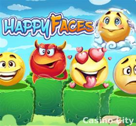 Happy Faces Slot