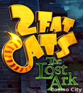 2 Fat Cats: The Lost Ark Slot