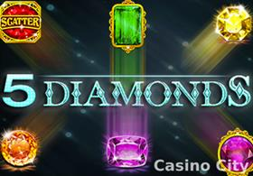 5 Diamonds Slot