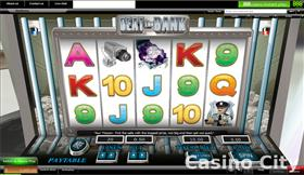 Beat the Bank (3D) Slot