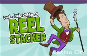 Prof. Jack Potter's Reel Stacker Slot