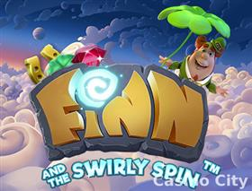 Finn And The Swirly Spin Online Casino Slot Game