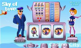 Sky of Love Slot
