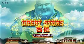 Great Stars Stand Alone Slot